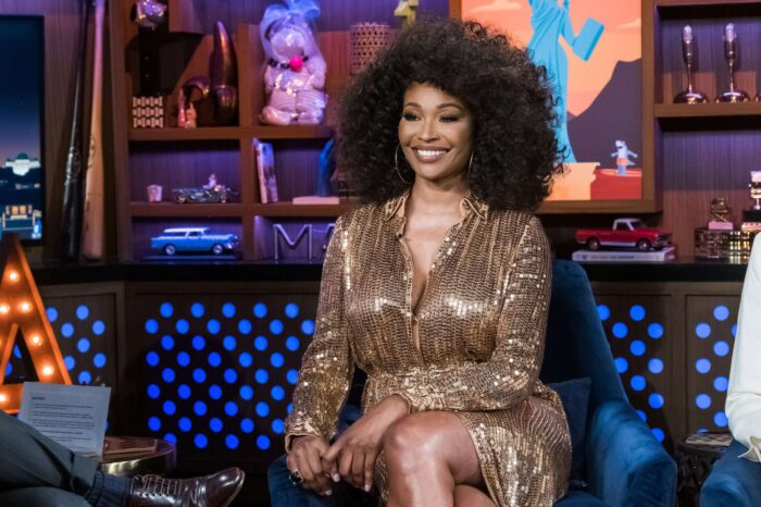 Cynthia Bailey Drops A Motivational Message - See The Gorgeous Photo She Paired It With