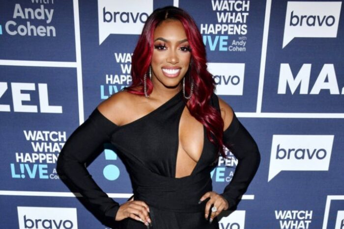 Porsha Williams Proudly Shares An Announcement On Her Social Media Account