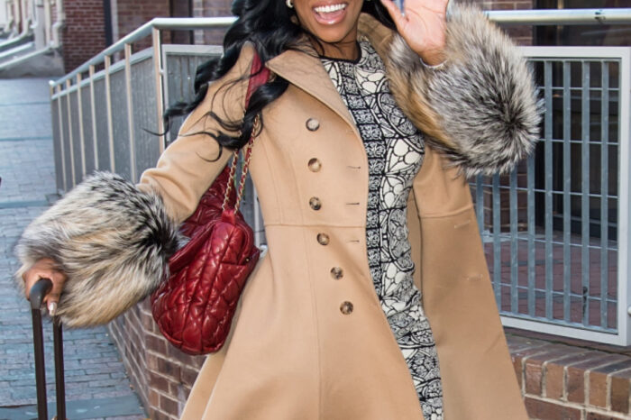 Porsha Williams Is Free To Be Herself In 2021 - Check Out How Happy She Is In This Video