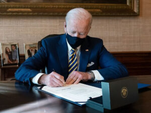 President Joe Biden Will Overturn Trump's Military Transgender Ban In Another Blow To His Administration