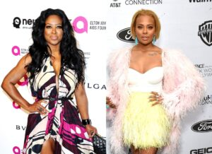 Eva Marcille Gushes Over Kenya Moore For Her Birthday - See The Drop-Dead Gorgeous Photo That She Shared