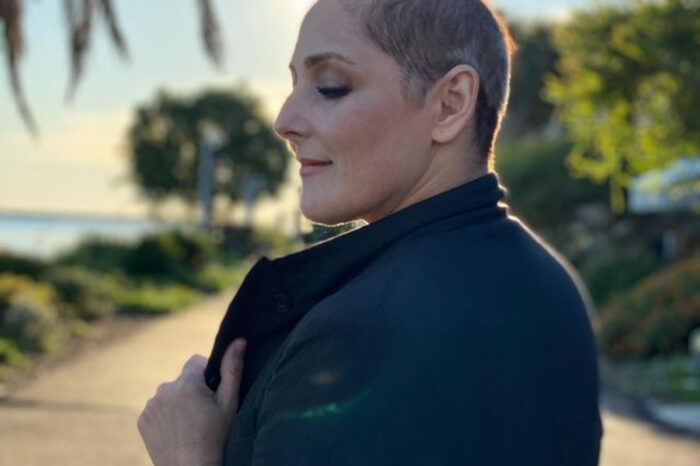 Ricki Lake Reveals Longer, New Hairstyle After Shaving Her Head