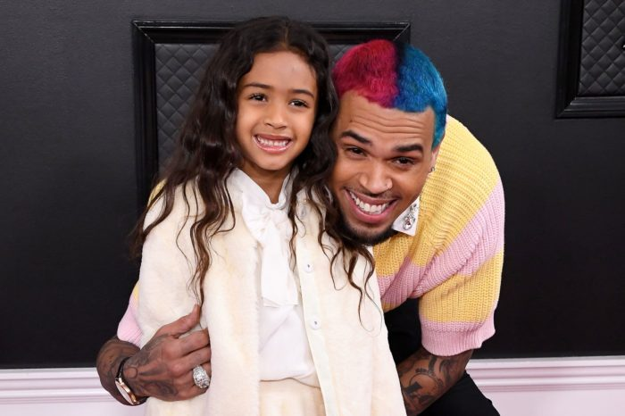 Royalty Brown Proves She's Just As Talented As Her Dad Chris Brown In New Singing Video!