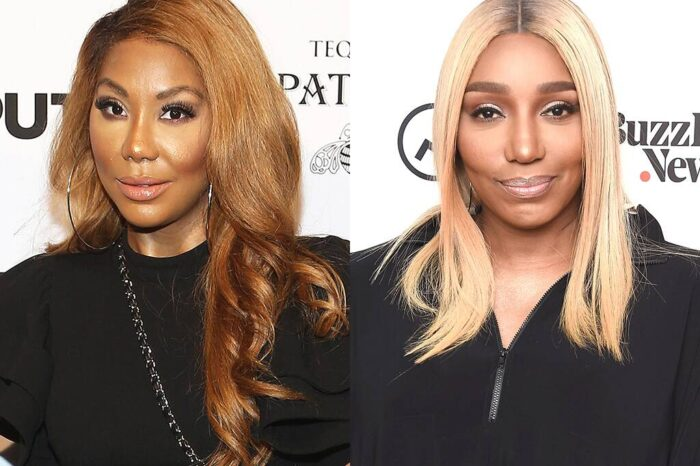 Tamar Braxton Is Supporting NeNe Leakes - Check Out Her Podcast