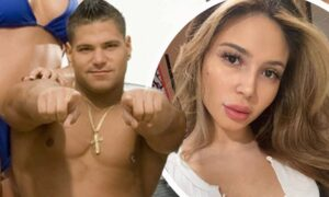 Ronnie Ortiz-Magro 'Could Settle Down' With Saffire Matos At Any Point - Here's Why She Makes Him So Happy!