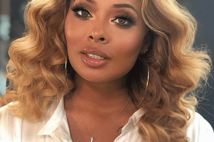 Eva Marcille Tells Fans That Love Wins And She Shows Her Gratitude In Public - Check Out Her Message