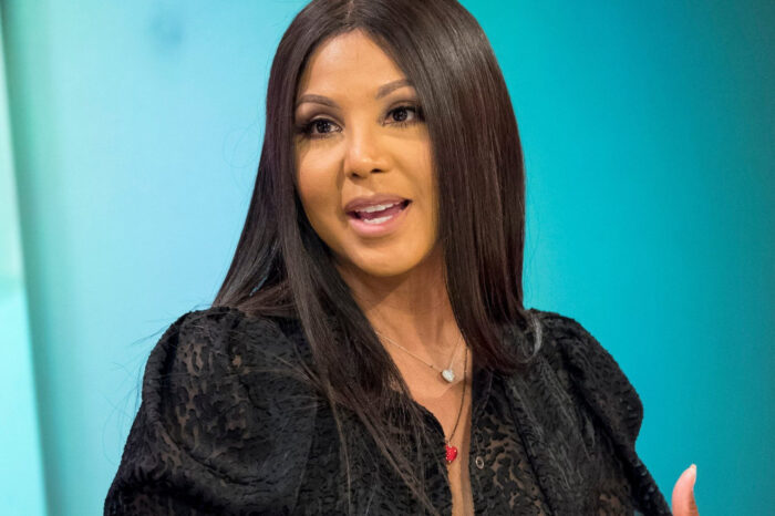 Toni Braxton Celebrates A Musical Achievement - Check Out The Video She Shared
