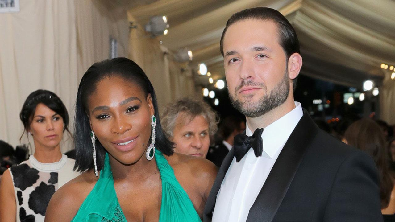 Serena Williams' Husband Alexis Ohanian Calls Out 'Clown' Ion Tiriac Over Sexist Comment About Her Weight And Age!