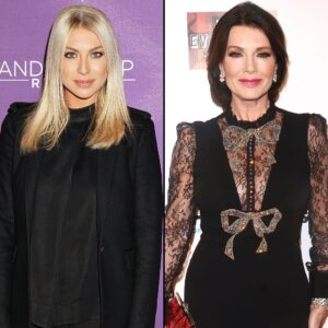 Lisa Vanderpump Says Stassi Schroeder Is Not 'Racist' After Firing From Vanderpump Rules Over Racist Actions