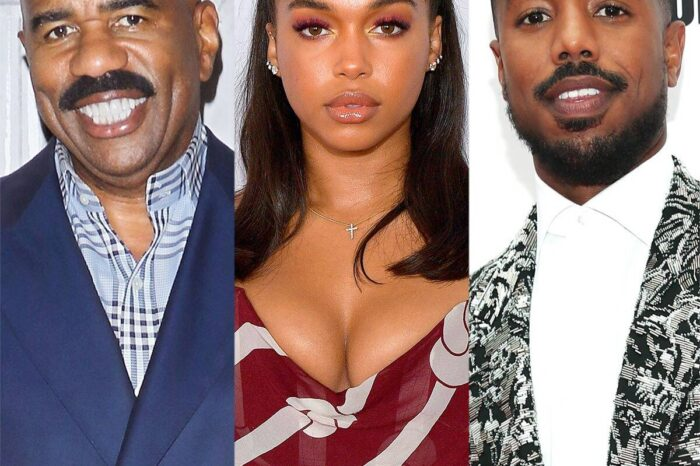 Steve Harvey Reveals How He Feels About Stepdaughter Lori Dating Michael B. Jordan!