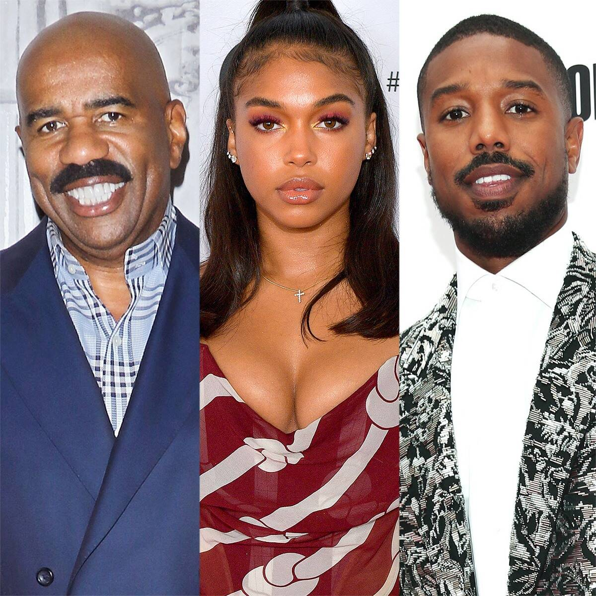 Steve Harvey's Hilarious Reaction To Daughter Lori's Relationship With Michael B. Jordan
