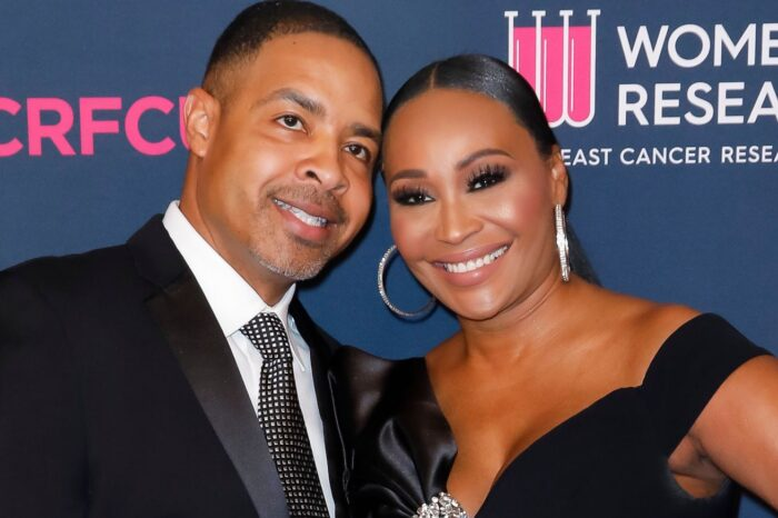 Cynthia Bailey Is Not Interested In Competing With Anyone