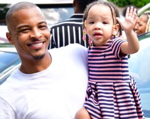 T.I.'s Video Featuring Heiress Harris Will Make Your Day - Check It Out Here