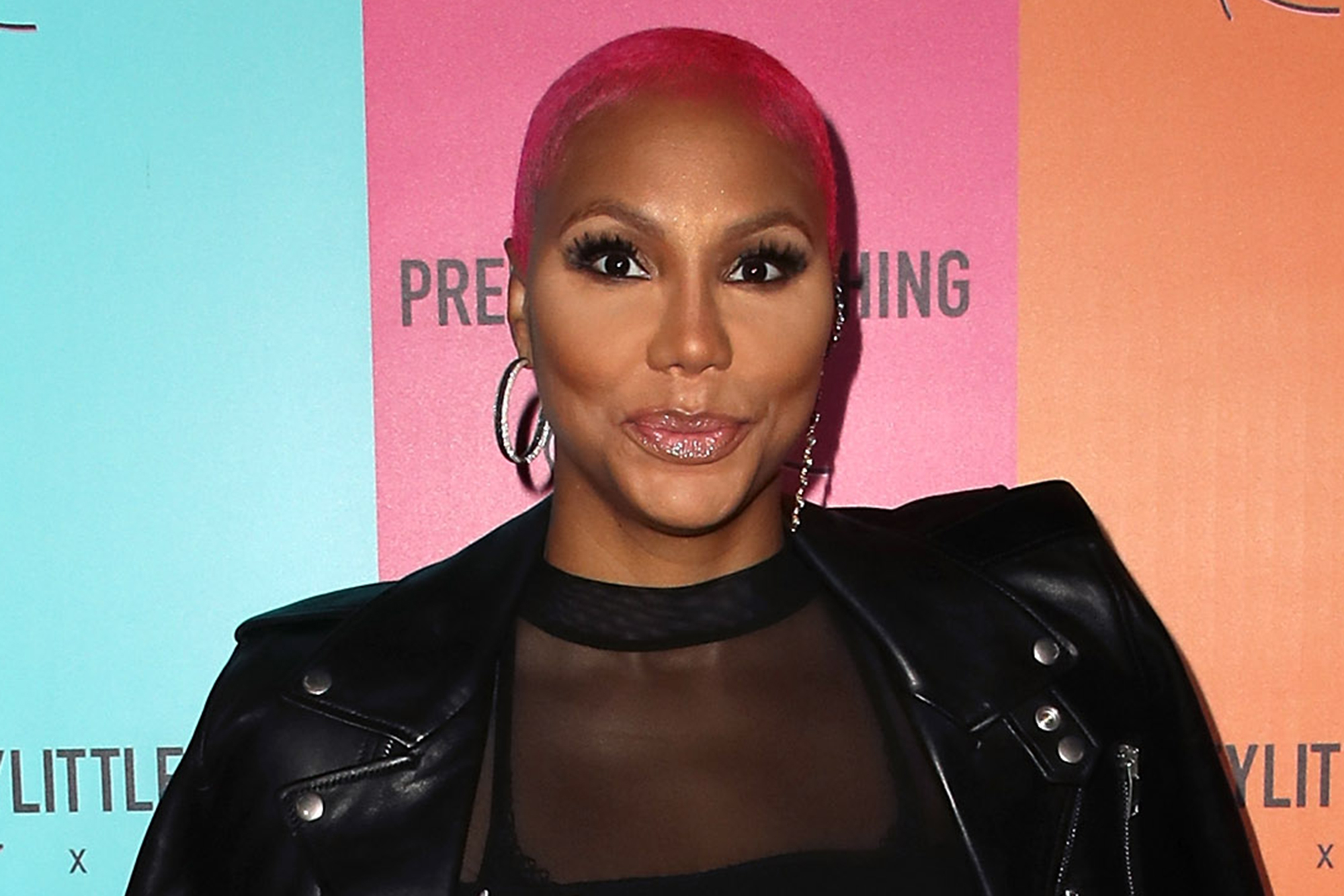 Tamar Braxton Live Streamed 'Out Loud' On Fox Soul With Claudia Jordan