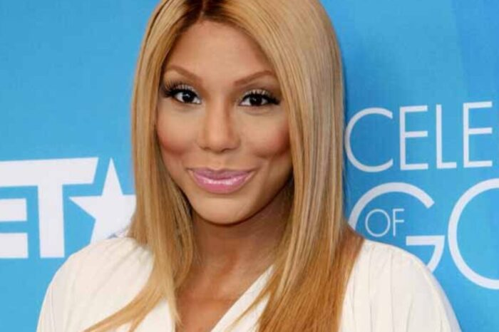 Tamar Braxton And Her Tribe Test Negative For Covid-19 - See Her Looking Gorgeous In This Video