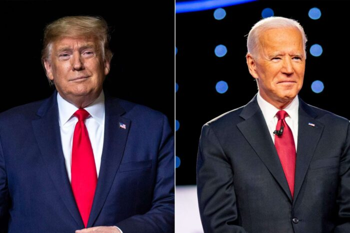 Donald Trump Says He Won't Be At Joe Biden's Inauguration And The President-Elect Claps Back - That's 'A Good Thing!'