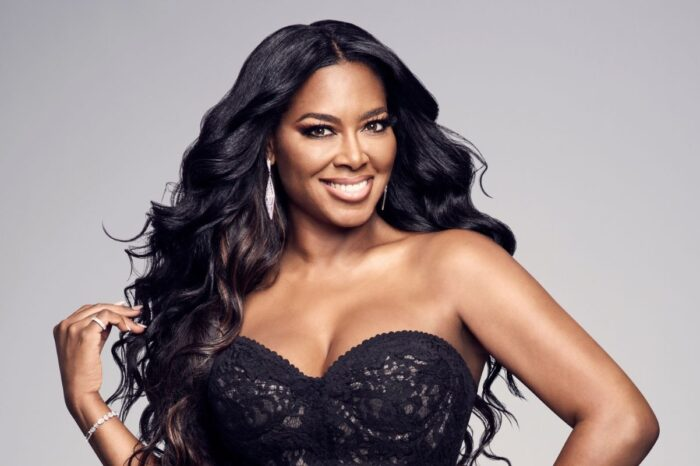 Kenya Moore Shares A Motivational Message For 2021 - Check Out Her New Look