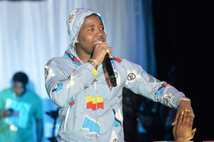 YFN Lucci Accused Of Driving Getaway Car In Shootout That Led To One Man's Death