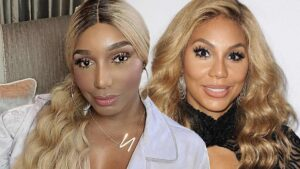NeNe Leakes Is Proud Of Her Pal, Tamar Braxton - Check Out Her Message