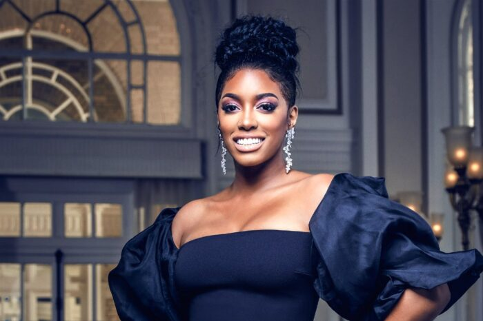 Porsha Williams Shows You How You Can Treat Your King Or Queen For This Valentine's Day