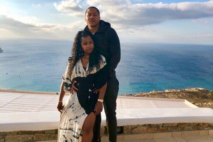 Toya Johnson Shows Love To Reign Rushing Ahead Of Her Third Birthday