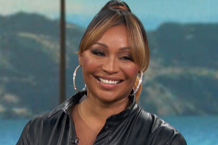 Cynthia Bailey Shows That She And Mike Hill Are Best Friends