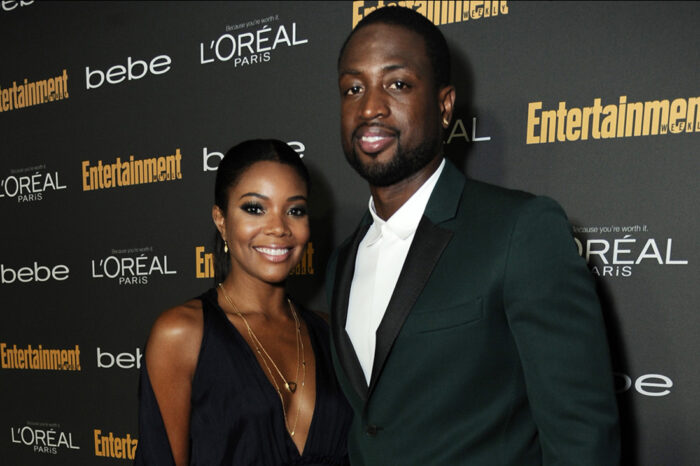 Gabrielle Union Shares Photos From Her Valentine's Day Weekend With Dwyane Wade