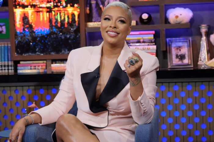 Eva Marcille's Heart Is Melting Following This Video