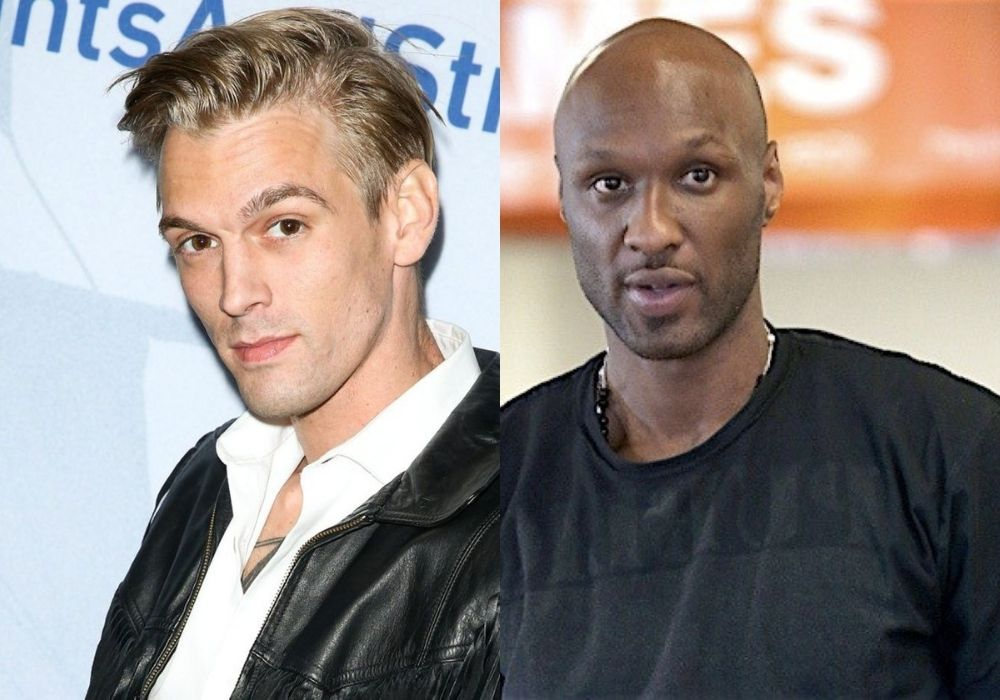 """""""lamar-odom-and-aaron-carter-share-back-and-forth-trash-talking-ahead-of-their-upcoming-boxing-match"""""""