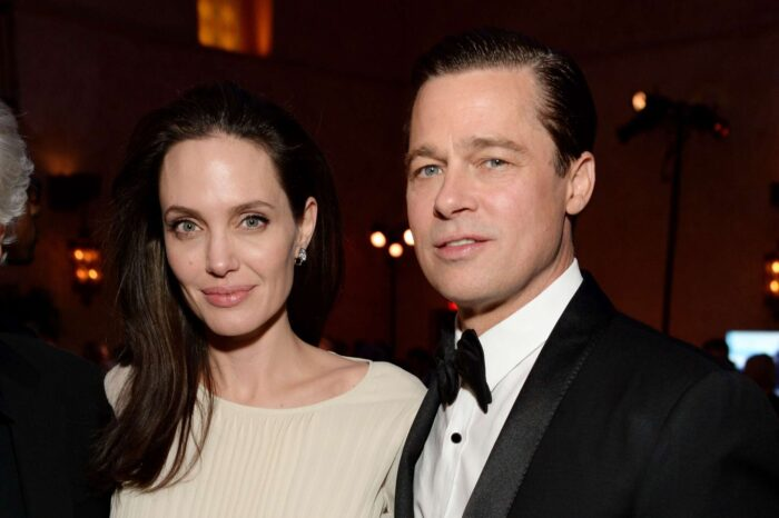 Angelina Jolie Mentions Brad Pitt In New Interview And Admits That The 'Past Few Years Have Been Hard'
