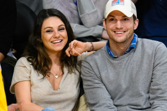 Mila Kunis Surprised Ashton Kutcher And Their 2 Kids With A Drive-Thru 'Baby Rave' - Check Out The Story!