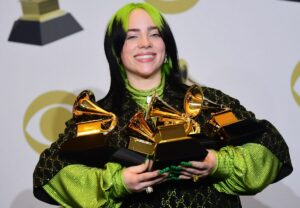 Billie Eilish Says Her Biggest Fear Is Disappointing Her Fans