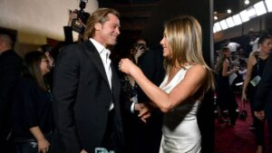 Are Jennifer Aniston And Brad Pitt Hooking Up?