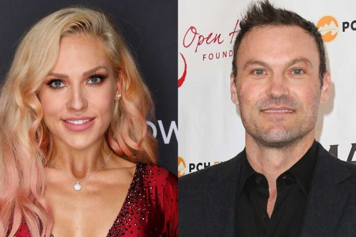 Sharna Burgess Has Reportedly Already Met Brian Austin Green And Megan Fox's Sons - Details!
