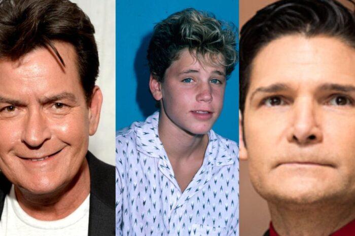 Charlie Sheen Hits Rock Bottom After Corey Feldman Alleges The Actor Raped Corey Haim