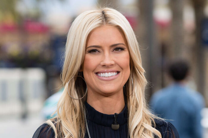 Christina Anstead Claps Back At Trolls Telling Her She's Too Skinny And 'Needs To Eat!'