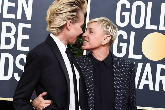 Ellen DeGeneres Reveals Wife Portia De Rossi Was Her Biggest Support System During 'Horrible' Talk Show Scandal