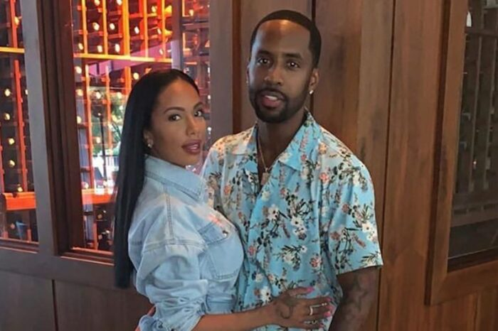 Safaree Teaches His Daughter, Safire To Ride The Raptor 700