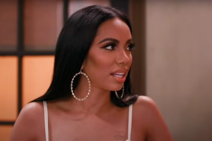 Erica Mena Impressed Fans With This Video Since Baby Girl Safire Was A Baby Girl