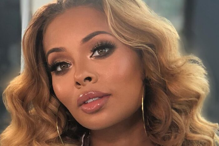 Eva Marcille's Video Featuring Marley Rae Has Fans In Awe - Check Out The Clip She Posted