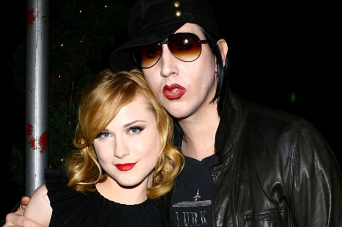 Evan Rachel Wood Championed The Phoenix Act, Now It's Being Used To File Charges Against Marilyn Manson