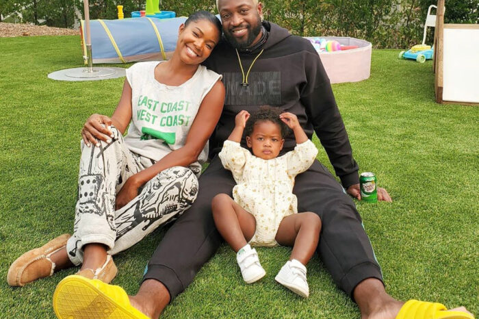 Gabrielle Union's Fans Are Completely In Love With The Shady Baby, Kaavia James