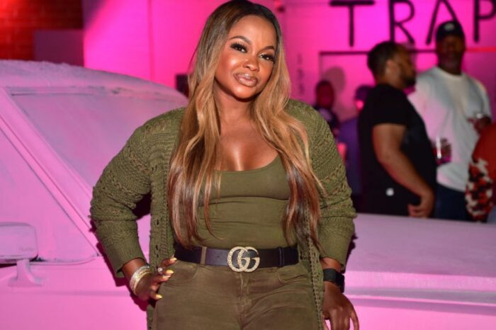 Phaedra Parks Doesn't Have To Get Ready Because She Stays Ready - Check Out Her Photo