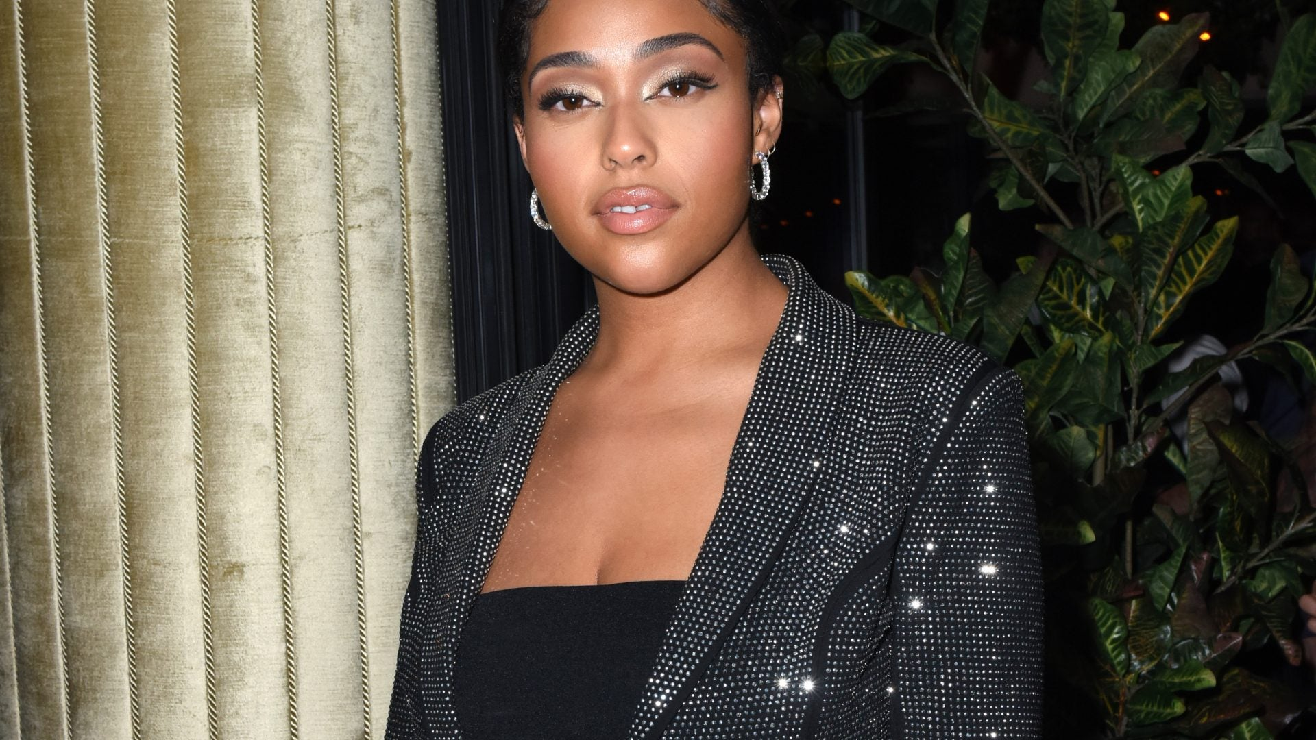Jordyn Woods Breaks The Internet For Valentine's Day - Check Out The Post She Shared