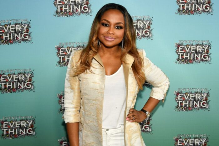 Phaedra Parks Praises An Important Person - Check Out Who It Is