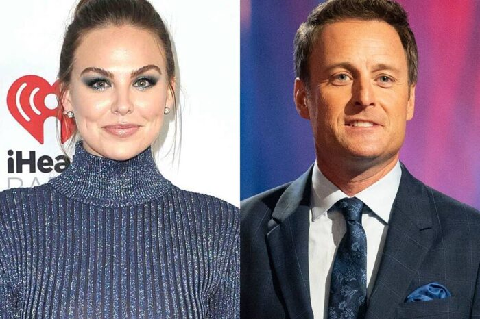 Hannah Brown Posts About Change Following Chris Harrison's Scandal!