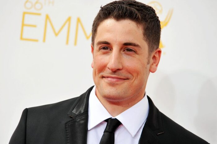 Jason Biggs Jokes That He Hopes Hollywood Doesn't Figure Out He's Not Jewish Because He Won't Get Roles Ever Again