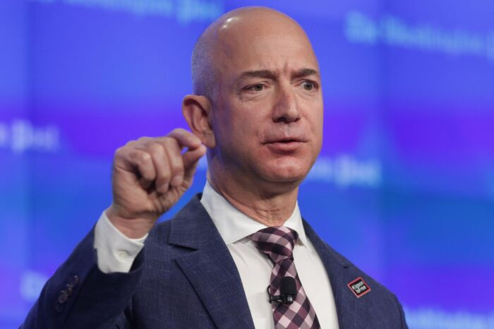 Jeff Bezos Becomes The Richest Man Once Again Beating Out Elon Musk