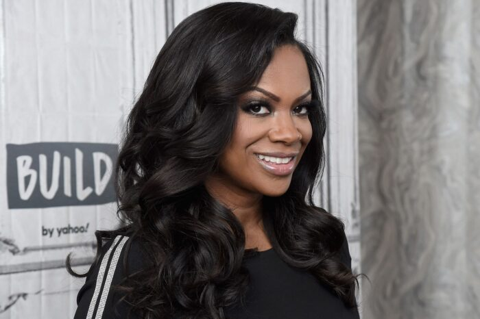 Kandi Burruss Shows Off A Jaw-Dropping Look, Posing Like This! See Her Photos Here