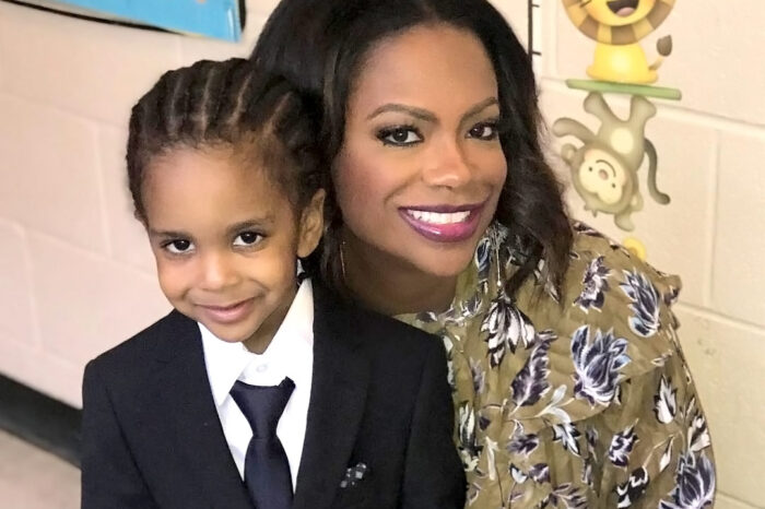 Todd Tucker Reveals A New Video On Ace Wells Tucker's YouTube Channel - Check Out Kandi Burruss' Son